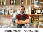 small business  people and... | Shutterstock . vector #702952603
