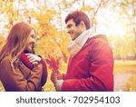 love  relationships  season and ... | Shutterstock . vector #702954103