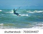 vityazevo  anapa  krasnodar... | Shutterstock . vector #703034407