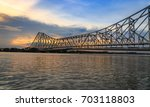 Historic Howrah Bridge   A...