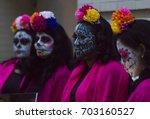 new york  usa    october 2015...   Shutterstock . vector #703160527
