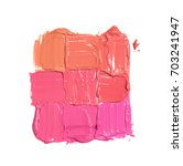 nine samples of different...   Shutterstock . vector #703241947
