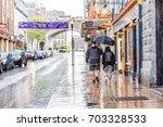 quebec city  canada   may 31 ...   Shutterstock . vector #703328533