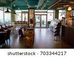 busan  south korea   circa may  ... | Shutterstock . vector #703344217