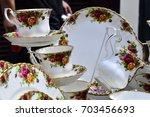 porcelain ware ceramic ware