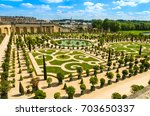 Versailles  France  Gardens Of...
