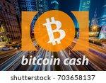 Concept Of  Bitcoin Cash   A...