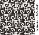 black and white background   Shutterstock .eps vector #703692043