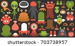 monster and alien creation kit...