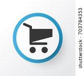 cart icon symbol. premium...