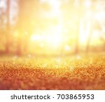 abstract photo of light burst... | Shutterstock . vector #703865953