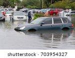 houston  texas   august 27 ...   Shutterstock . vector #703954327
