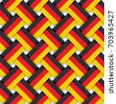 repeating germany flag made... | Shutterstock .eps vector #703965427