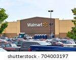plattsburgh  usa   august 23 ... | Shutterstock . vector #704003197