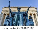 The Library Of Columbia...