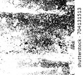 grunge black and white vintage | Shutterstock . vector #704131513
