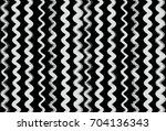black and white vector wavy... | Shutterstock .eps vector #704136343