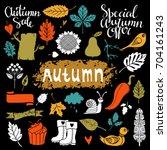 Autumn Sale Design Elements Se...