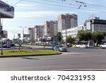perm  russia   august 06  2016  ... | Shutterstock . vector #704231953