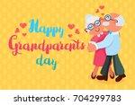 Happy Grandparents Day Greetin...
