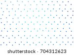 light blue vector geometric... | Shutterstock .eps vector #704312623