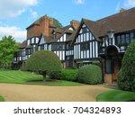 Ascott House. Grade Two Tudor...