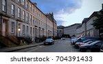 edinburgh new town  fettes row  ...   Shutterstock . vector #704391433