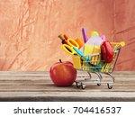 education. | Shutterstock . vector #704416537