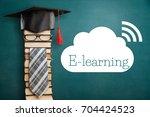 learning. | Shutterstock . vector #704424523