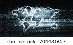 system integration solutions as ... | Shutterstock . vector #704431657