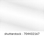 abstract halftone dotted... | Shutterstock .eps vector #704432167