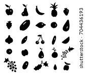 fruit | Shutterstock .eps vector #704436193