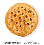 pie. | Shutterstock . vector #704443813