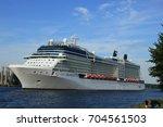 velsen  the netherlands   july... | Shutterstock . vector #704561503