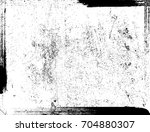 scratch grunge urban background.... | Shutterstock .eps vector #704880307