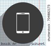 smartphone icon.