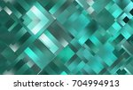 bright abstract mosaic blue and ... | Shutterstock . vector #704994913