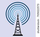 tower   Shutterstock .eps vector #705022573