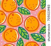 vector vintage seamless pattern ...   Shutterstock .eps vector #705023983