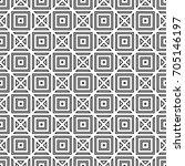 ethnic seamless surface pattern ... | Shutterstock .eps vector #705146197