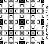 ethnic seamless surface pattern ... | Shutterstock .eps vector #705154453