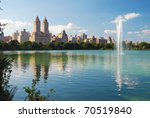 New York City Central Park...