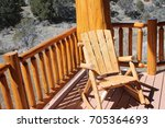 Small photo of Wooden deck