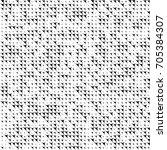 black and white geometric...   Shutterstock .eps vector #705384307