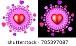 vector image illustration of...   Shutterstock .eps vector #705397087