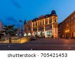 plovdiv  bulgaria   august 22   ...   Shutterstock . vector #705421453