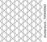 subtle vector background.... | Shutterstock .eps vector #705445063