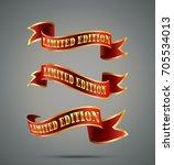 vector illustration of set of... | Shutterstock .eps vector #705534013
