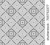 ethnic seamless surface pattern ... | Shutterstock .eps vector #705752377