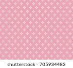abstract geometric tear drop... | Shutterstock .eps vector #705934483